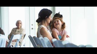 heartwarming father daughter dance anyone?   Oklahoma Ranch Wedding Film   Zach + Cameron