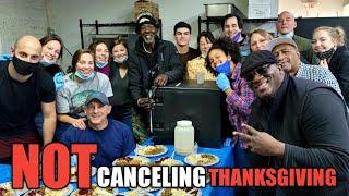 NOT CANCELING THANKSGIVING| GOD BLESS AMERICA