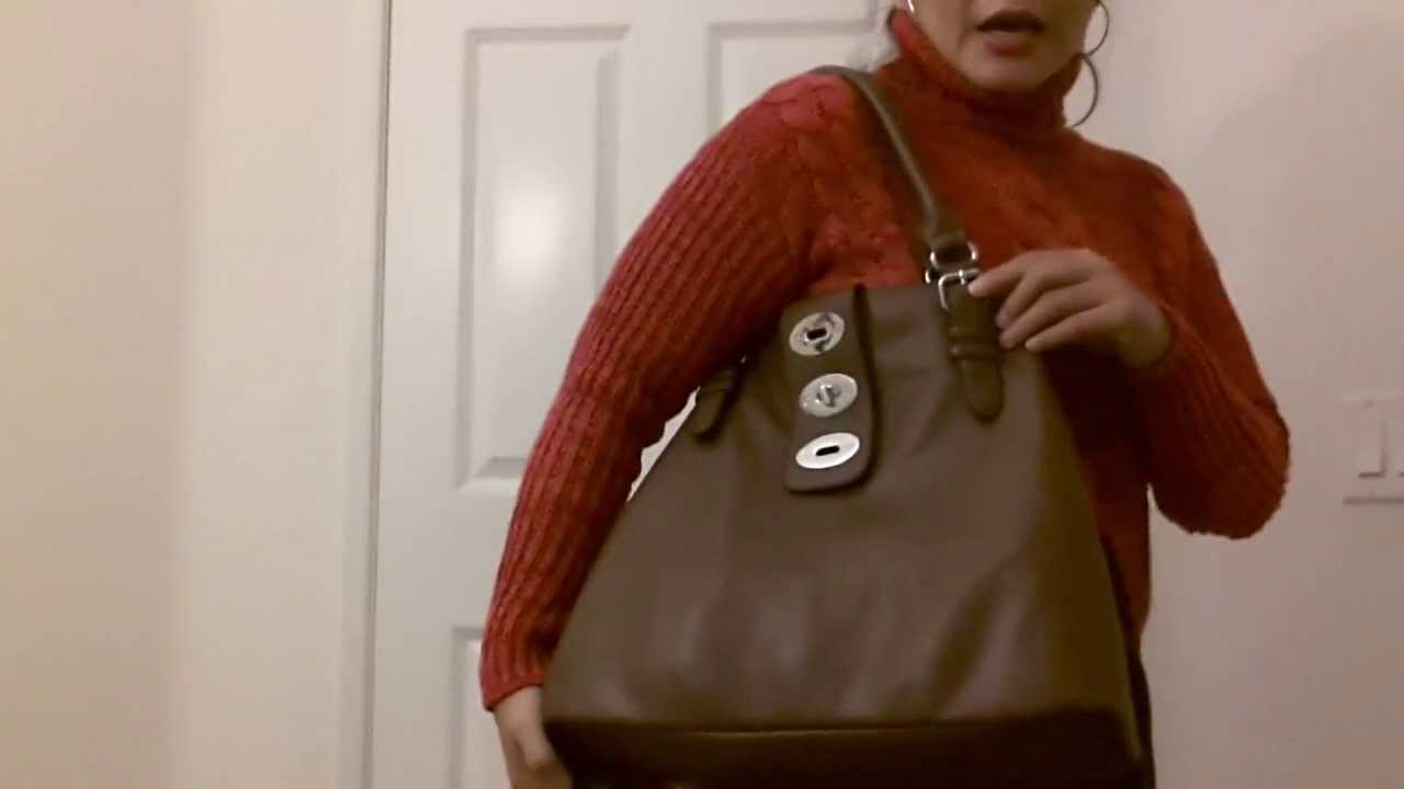 Charming Charlie Bag Review