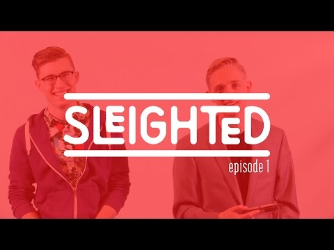 Sleighted Ep. 1 - An Interview With Kostya Kimlat