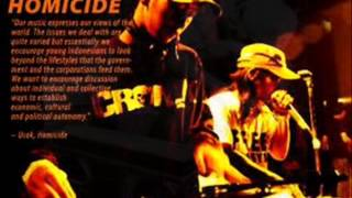 Homicide - State Of Hate (CD Bonus Track)