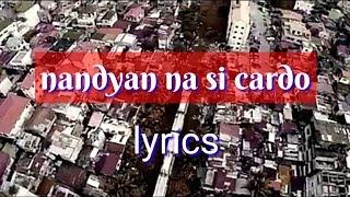 Download Nandyan na si cardo - ang probinsyano intro Mp3