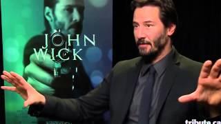 Keanu Reeves Interview. Интервью о фильме