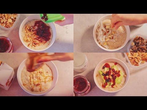 7 Необычных Рецептов Вкусной и Полезной Овсянки