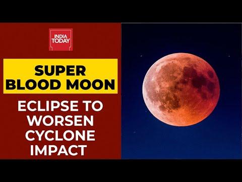 Lunar Eclipse 2021: