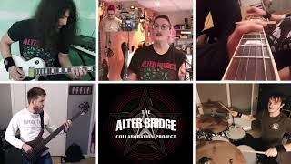 ALTER BRIDGE You Will Be Remembered International Cover Collab