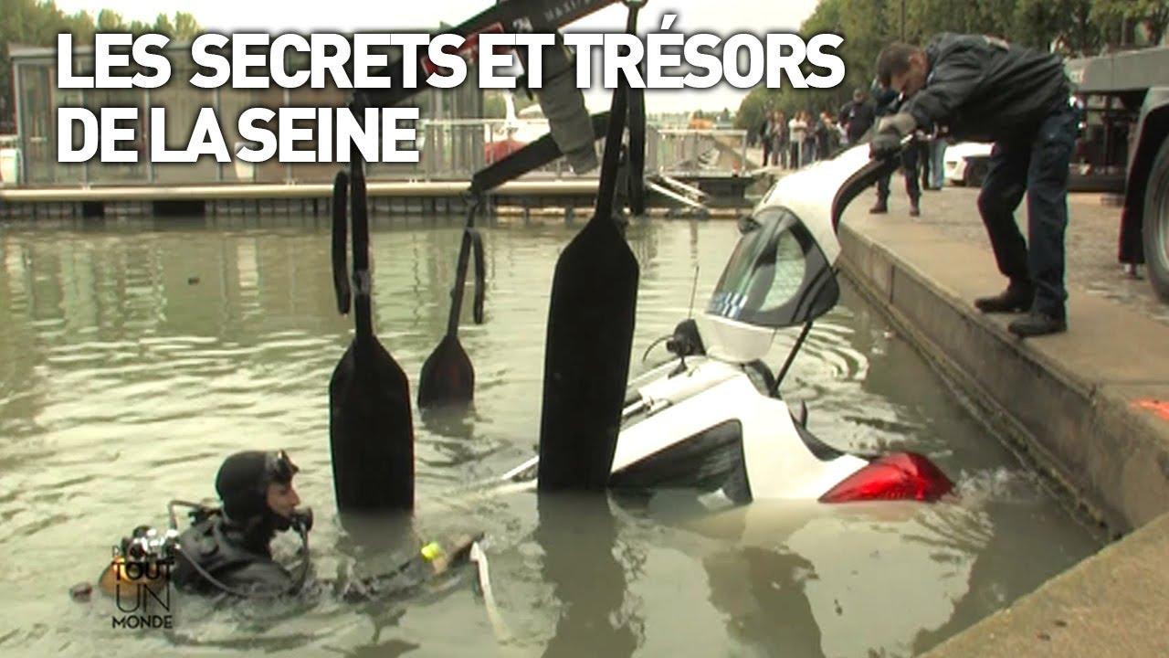 LES SECRETS DE LA SEINE