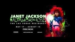 """Janet Jackson - Las Vegas Residency """"Metamorphosis"""""""
