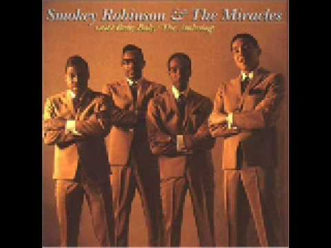 SMOKEY ROBINSON IF YOU CAN WANT