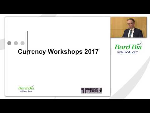 Bord Bia Currency Risk Management Training #1