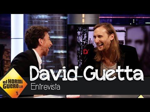 """David Guetta en El Hormiguero 3.0: """"Las chicas españolas son muy guapas"""""""