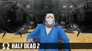 WE WERE DELIRIOUS WITH LAUGHTER! | Half Dead 2 Funny Moments Ft. Delirious, Toonz, Gorilla