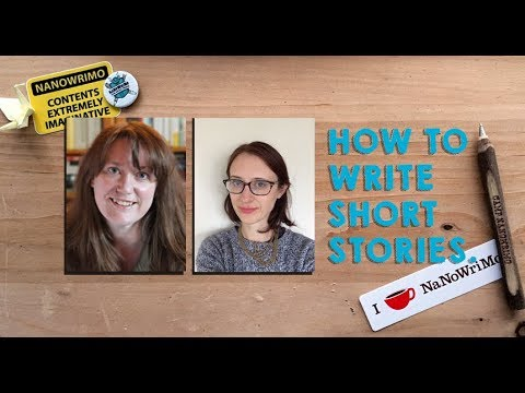 Webcast: How to Write Short Stories this May