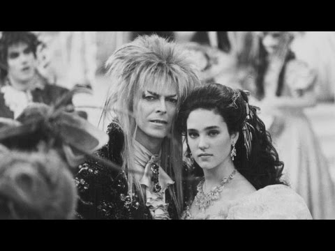 Jennifer Connelly Remembers 'Lovely' David Bowie 30 Years After 'Labyrinth'