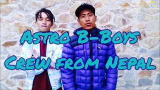 bboys astro boys crew from nepal