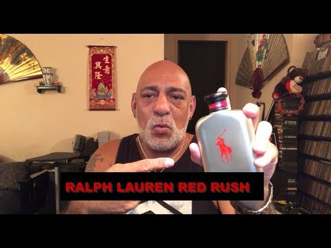 db6ac6c432 NEW Ralph Lauren Polo Red Rush Unboxing and First Impression. Brooklyn  Fragrance Lover
