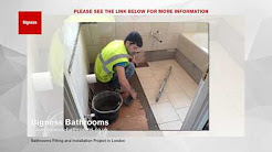 Bathroom Fitters in London | Bathrooms Fitting and Installation London