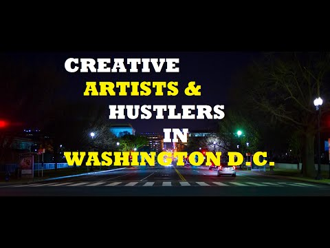Creatives Living in Washington DC