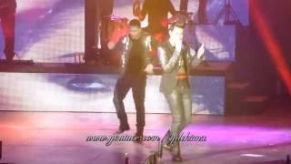 Prince Royce -Auditorio Nacional 4 Abril 2014- kiss kiss,Te Robare, Y Te Me Vas