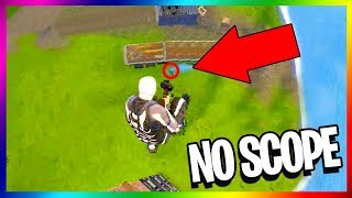 CE FRANÇAIS DE 6 ANS RÉALISE LE PLUS BEAU NO SCOPE DU MONDE !!! // FORTNITE