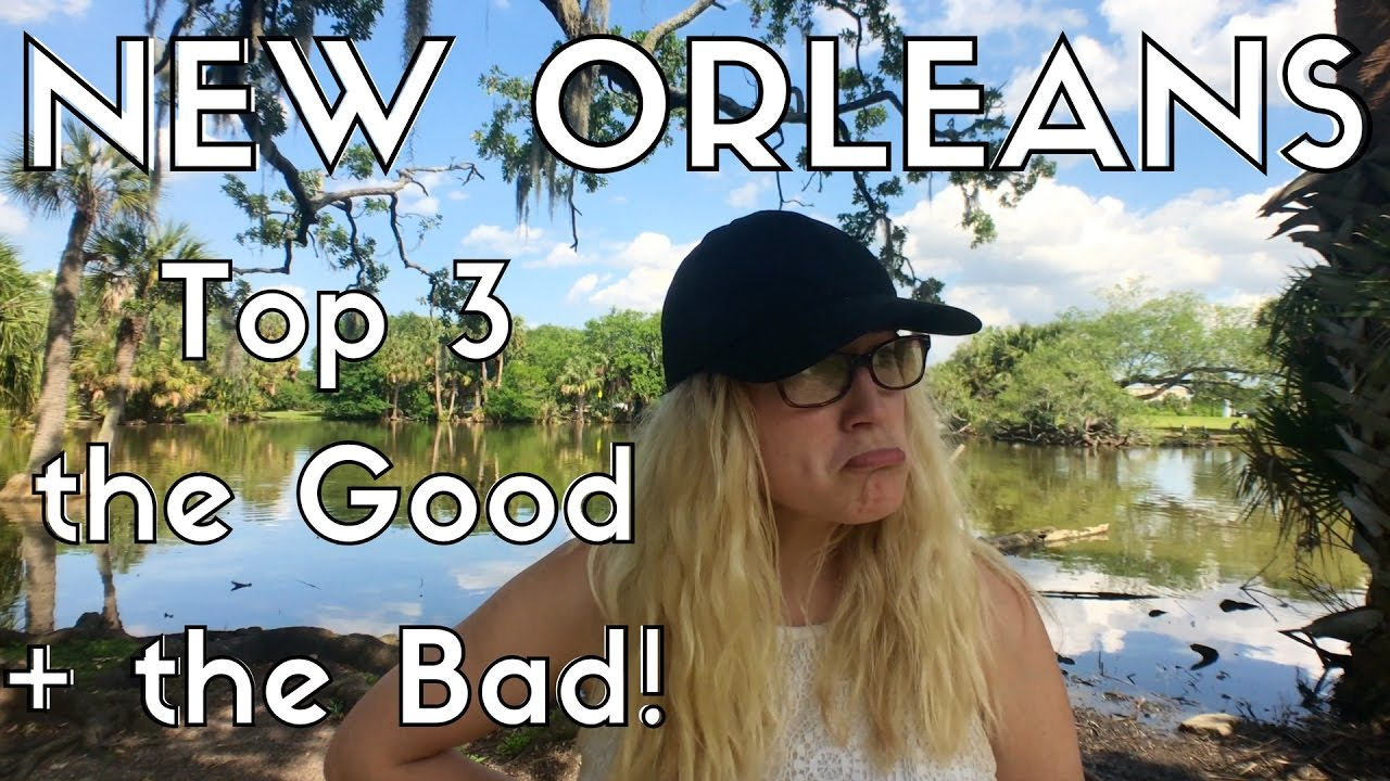 Things i love hate about new orleans youtube for Things not to miss in new orleans