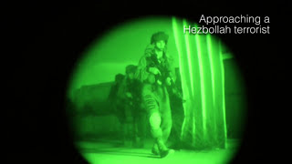 Israeli Soldiers Confront Hezbollah Terrorists in Lifelike Simulation