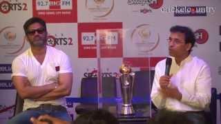 Champions Trophy important tournament for Virat Kohli and Rohit Sharma, says Harsha Bhogle