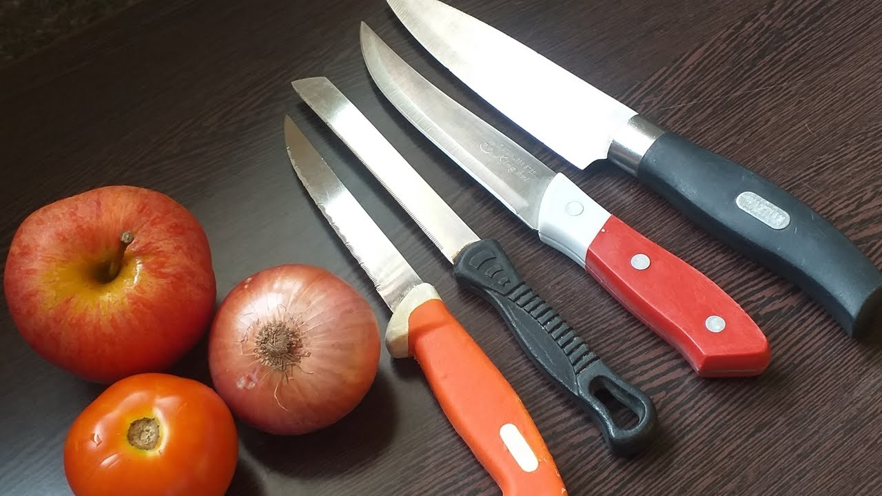 వంటింట్లో ఎలాంటి కత్తులు వాడాలి? వాటిల్లో రకాలు. BEST KITCHEN KNIVES. HOW TO SELECT. 👈👌👍