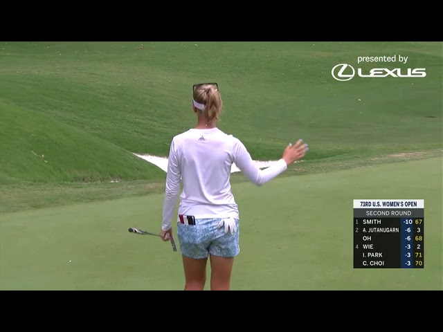 2018 U.S. Women's Open: Round 2 Highlights  - Buy American