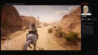Red Dead Redemption gran enfrentamiento  gran carman parte 2