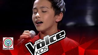 "The Voice Kids Philippines 2015 Blind Audition Teaser: ""If I Sing You A Love Song"" by Benedict"