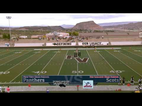Ben Lomond High School @ Pine View High School Football