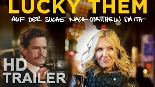 LUCKY THEM | Offizieller Film Trailer | Deutsch | HD