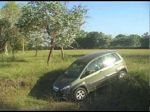 Fiat Idea Adventure - Citroën C3 Aircross - Comparativo - Matías Antico - Marco Pérego - 1/2
