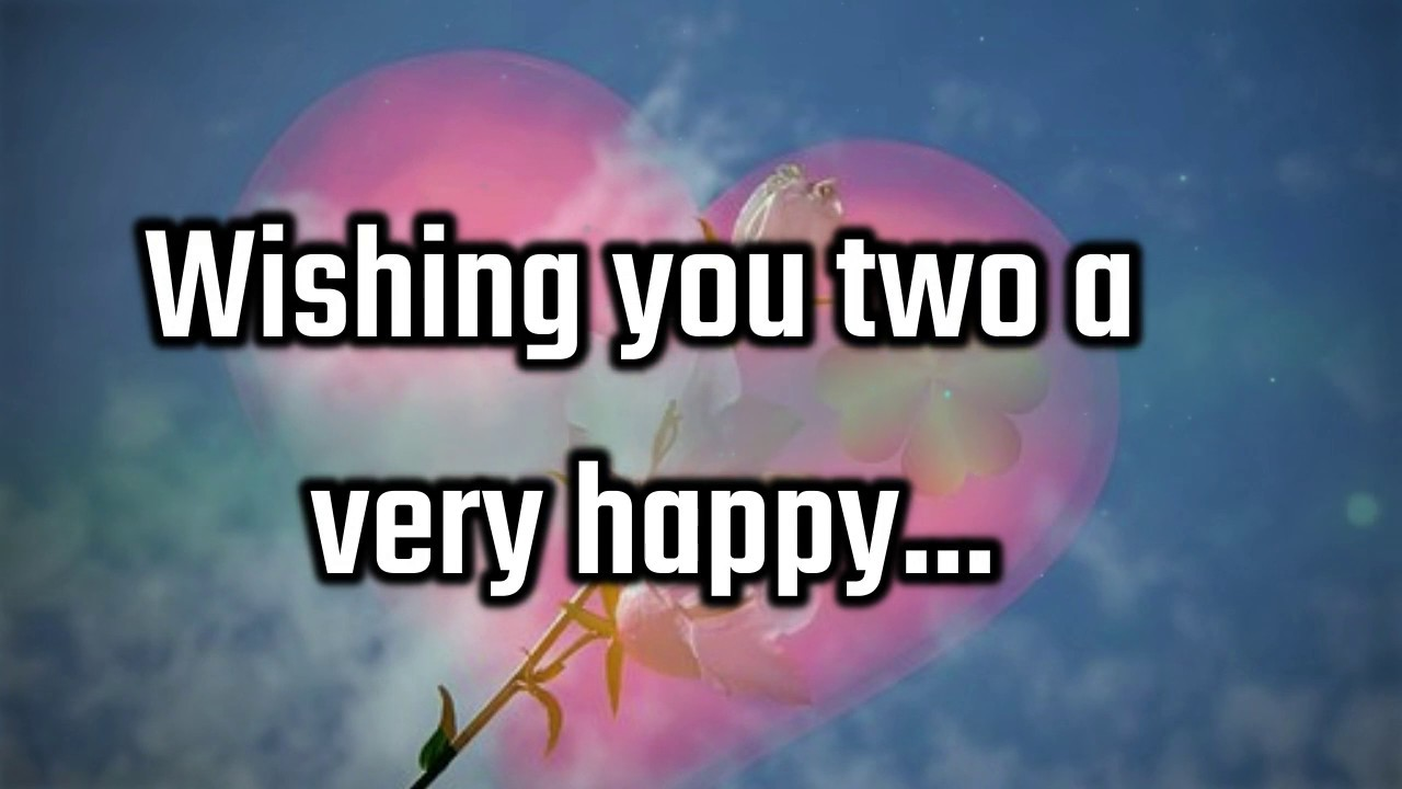 Wedding/Marriage Wishes & Messages For Newly wed Couple/ Congratulation  Message for Marriage