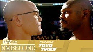 UFC 235 Embedded: Vlog Series - Episode 6