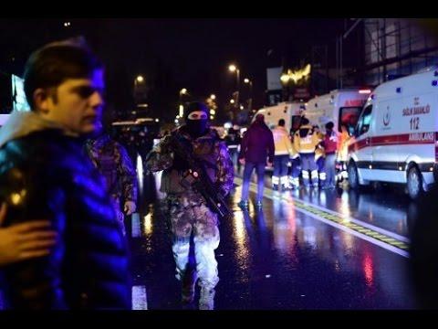 Turkey: overview of Istanbul New Year's nightclub terror attack