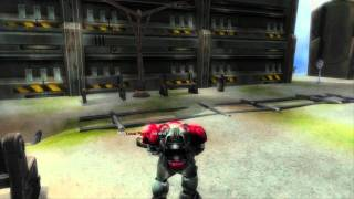 [SC2 UMS] Doodad Hunt 2 - Alpha Terrain and Interactive Environment (LolTrain)