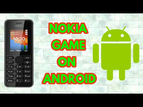 NOKIA GAMES ON ANDROID | EASY AND NO ROOT AND NO CODING AND NO EMULATOR| 100% WORKING AND SAFE