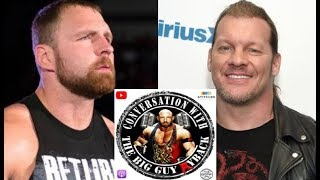 Ryback on AEW Jon Moxley Interview VS Vince McMahon on Jericho / Wade Keller Shows  - CWTBG Podcast