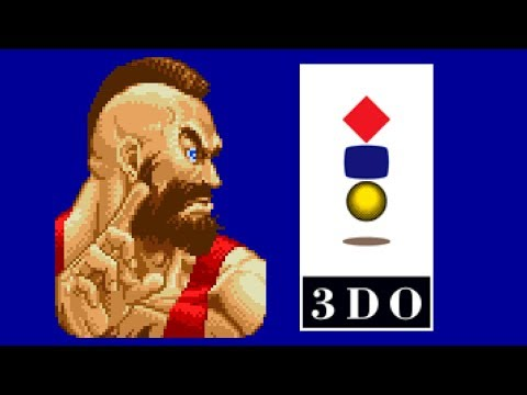 ザンギエフ(Zangief) - SUPER STREET FIGHTER II X for 3DO