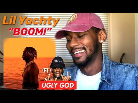 Lil Yachty - BOOM! (Audio) ft. Ugly god | REACTION