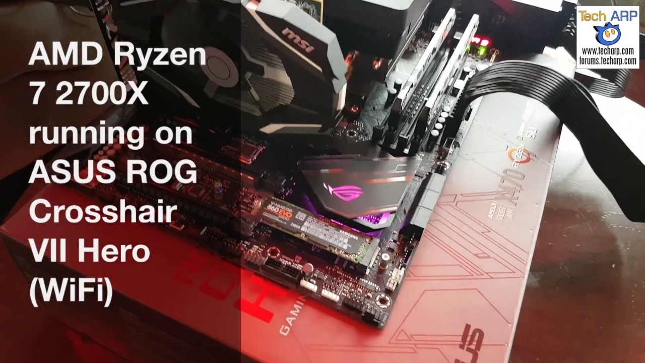Sami Makinen : How To Overclock The 2nd Gen Ryzen | Tech ARP