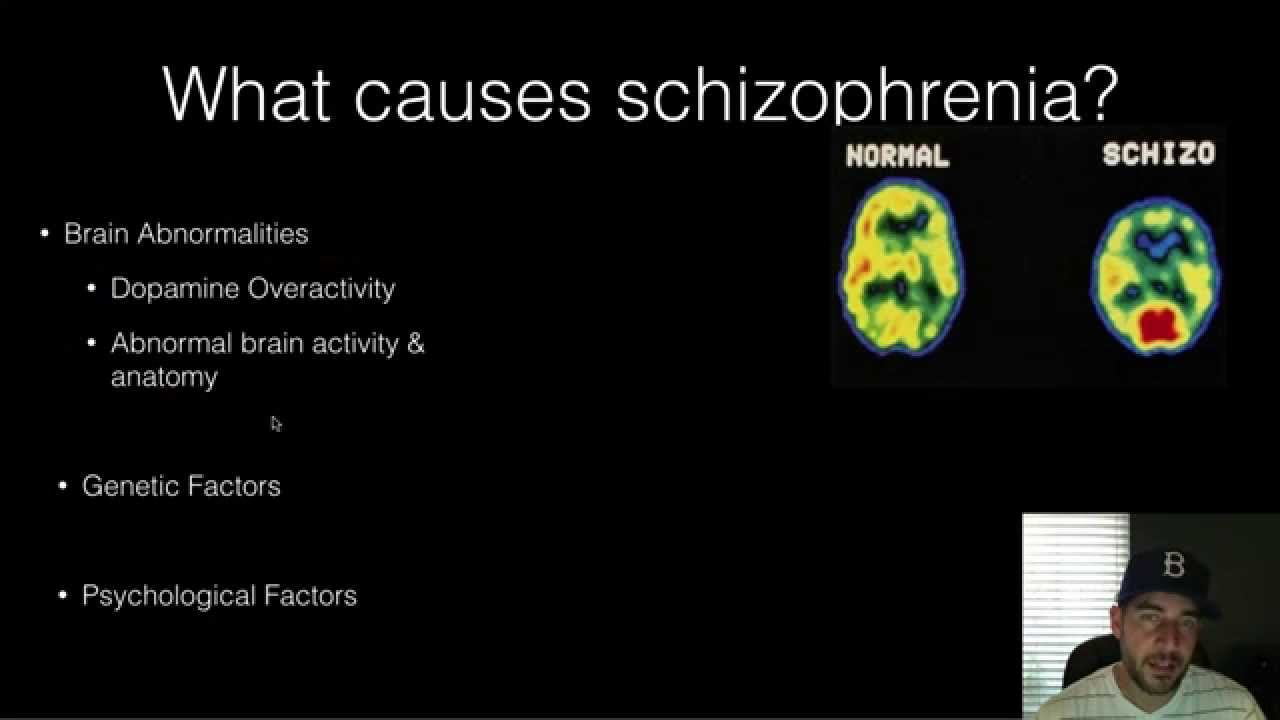 an overview of the disease of schizophrenia in the psychology Video created by university of toronto for the course introduction to psychology  this topic is clinical psychology and you'll learn both about.
