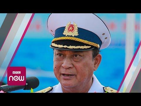 Bộ Chính trị kỷ luật Đô đốc Nguyễn Văn Hiến | VTC Now