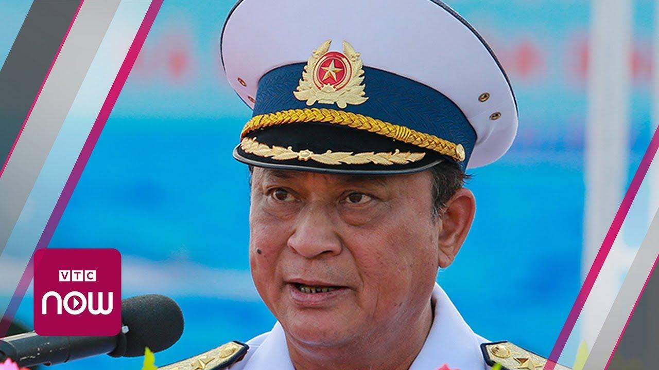Bộ Chính trị kỷ luật Đô đốc Nguyễn Văn Hiến   VTC Now