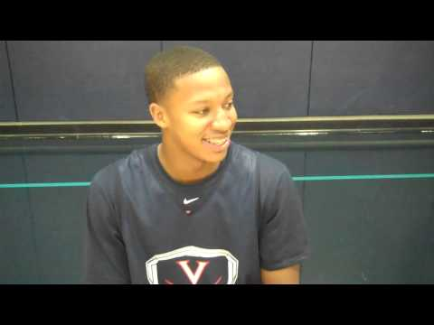 Wahoo Central Q&A with Devon Hall
