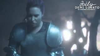 Demi Lovato - Warrior (The Neon Light Tours video)