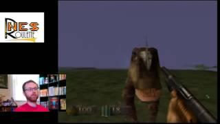 nostalgic josh turok dinosaur hunter n64 level 2 part 2