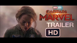 """Captain Marvel """"The Hero Within"""" Official Trailer"""